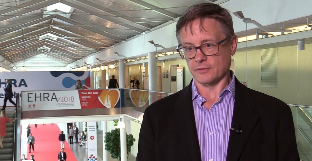 CARDIOSTIM EHRA EUROPACE 2017 Richard Schilling