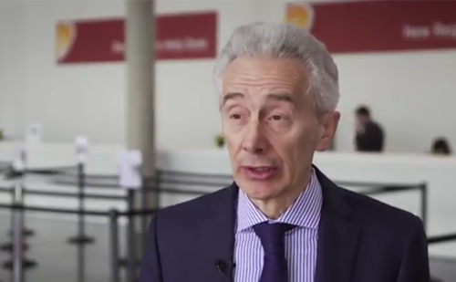 Claudio Tondo, EHRA 2018 –  Persistent Atrial Fibrillation and Hybrid Ablation