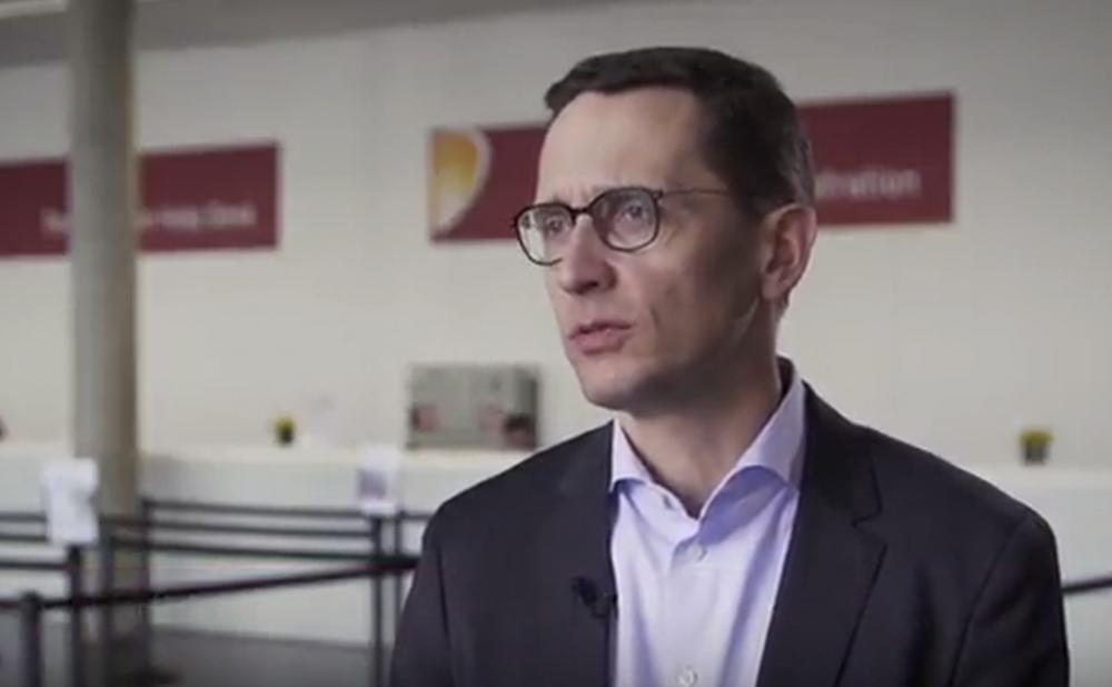 Joachim Ehrlich, EHRA 2018 – Cryoablation for Atrial Fibrillation – Efficacy and Ease