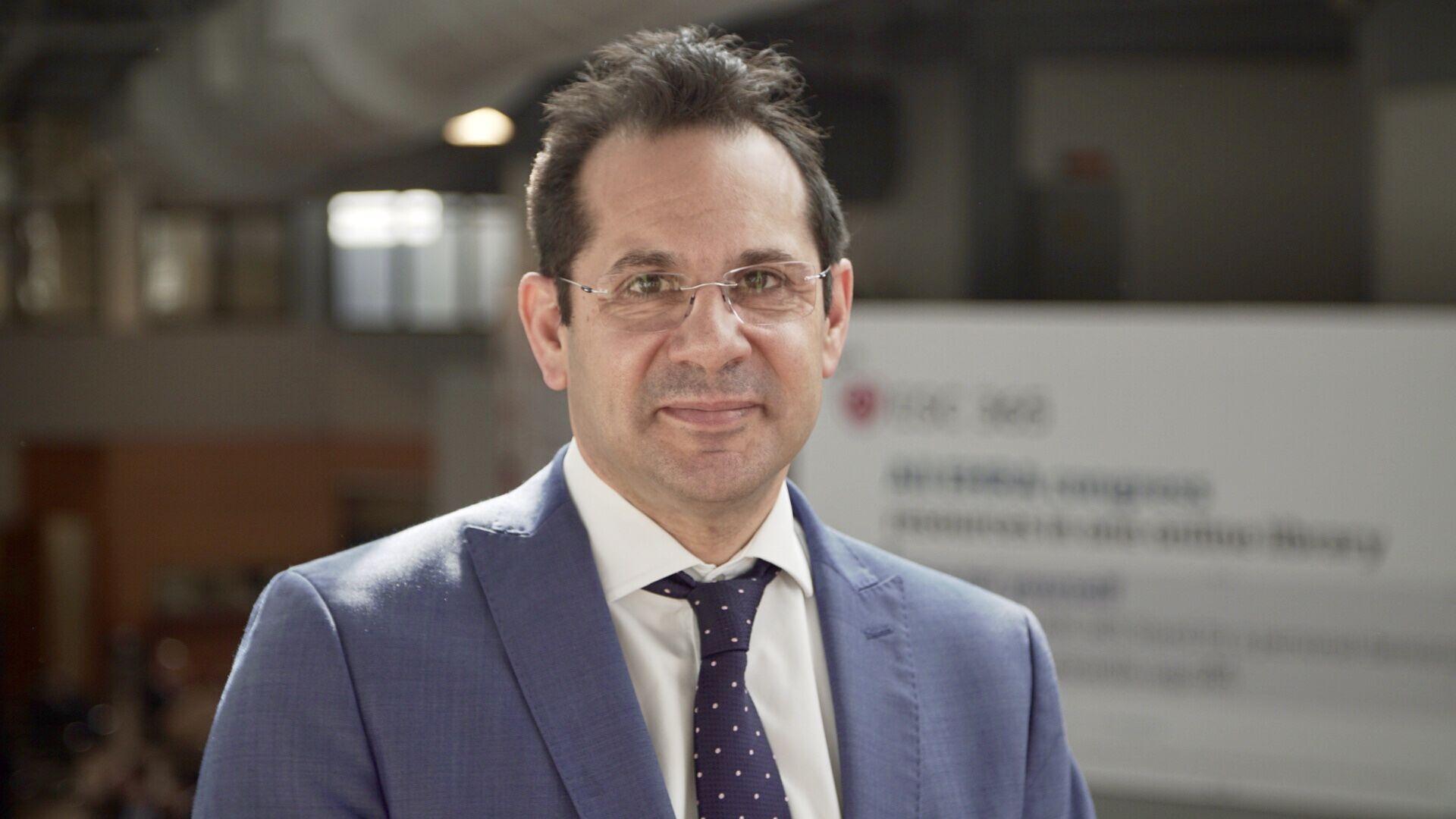 Pier Lambiase, EHRA 2019 – Sudden Death Risk in Non-ischaemic Cardiomyopathy