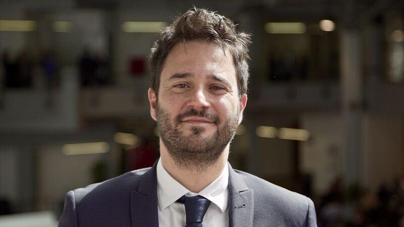 Raffaele De Lucia, EHRA 2019 – The In-ear Region as a Novel Anatomical Site for ECG Signal Detection