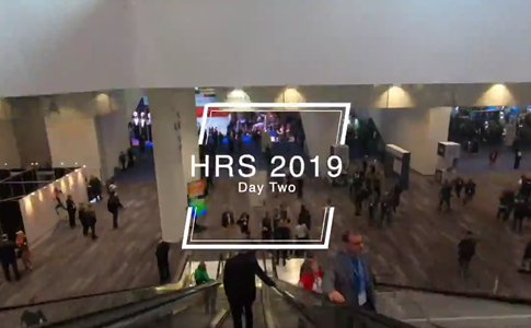Highlights from Heart Rhythm 2019 – Day Two
