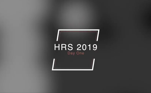 Highlights from Heart Rhythm 2019 – Day One
