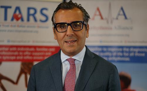 Nassir Marrouche, HRS 2019 – the CASTLE-AF Trial