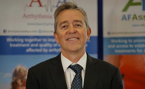 Jose Merino, HRS 2019 – Oesophageal Damage During Atrial Fibrillation Ablation