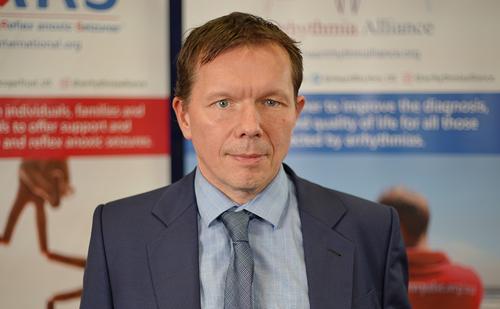 Pavel Osmančik, HRS 2019 – Five-year Outcomes from PRAGUE-12