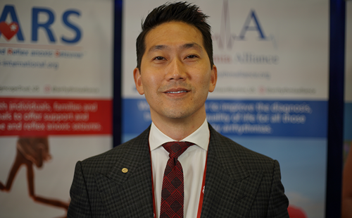 Roderick Tung, HRS 2019 – the His-SYNC Trial