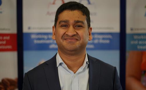 Shouvik Haldar, HRS 2019 – Atrial Fibrillation and the CASA-AF study