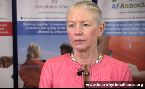C Noel Bairey Merz, HRS 2019 – Women's cardiovascular health