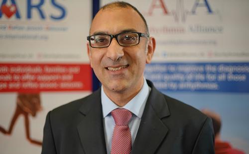 Stavros Stavrakis, HRS 2019 – the TREAT AF Trial
