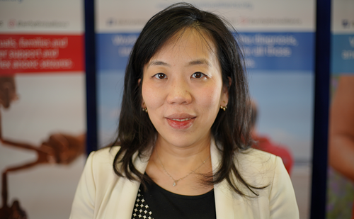 Elaine Wan, HRS 2019 – Non-invasive Localisation of Cardiac Arrhythmias Using EWI