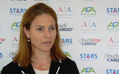 Arrhythmia Alliance World Heart Rhythm Week 2019 – Filipa Alves da Costa Interview
