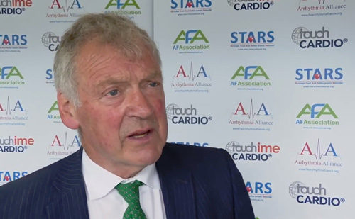 Arrhythmia Alliance World Heart Rhythm Week – Glyn Davies MP Interview