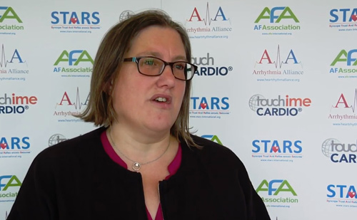 Arrhythmia Alliance World Heart Rhythm Week 2019 – Helen Williams Interview