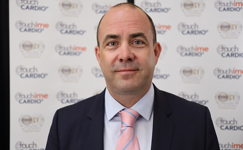 Barney Kent, C3 2019 – Partnership Between touchCARDIO and C3