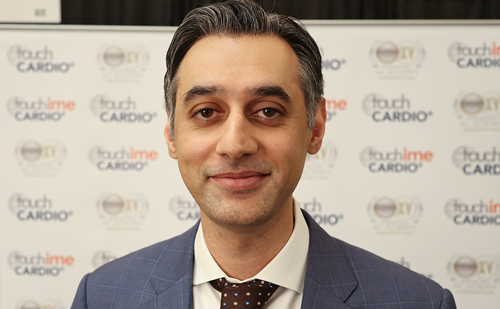 Saurabh Sanon, C3 2019 – the Tendyne Device and Transcatheter Mitral Valve Repair