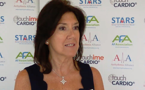 Arrhythmia Alliance World Heart Rhythm Week – Trudie Lobban MBE Interview
