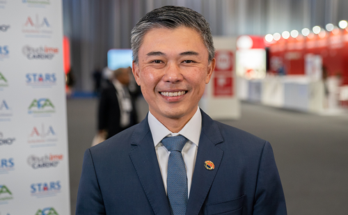 Toon Wei Lim, ESC 2019 – Intracranial Haemorrhage in Atrial Fibrillation