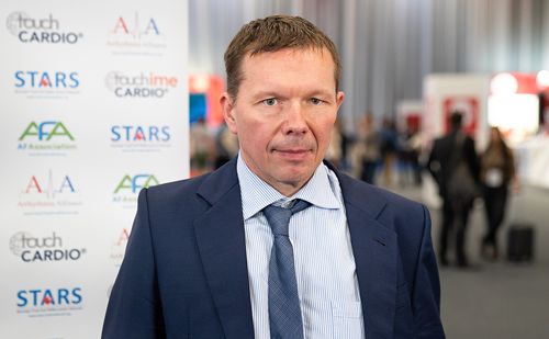Pavel Osmančik, ESC 2019 – the PRAGUE-17 Study and Left Atrial Appendage Closure