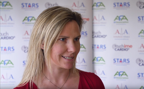 Atrial Fibrillation Association Global AF Aware Week – Monica Fisk Interview