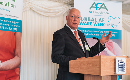 Atrial Fibrillation Association Global AF Aware Week Presentations